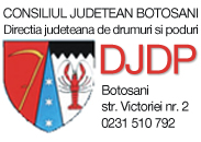 Directia Judeteană de Drumuri şi Poduri Botoşani
