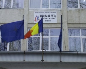 "Liceul de Arta ""Stefan Luchian"" Botosani"