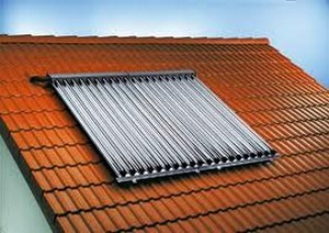 panouri solare casa verde
