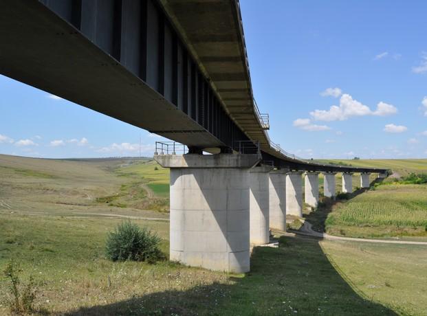 viaductul de la tele