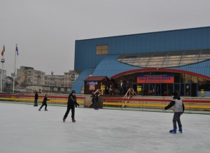 deschidere patinoar 19 nov 2011
