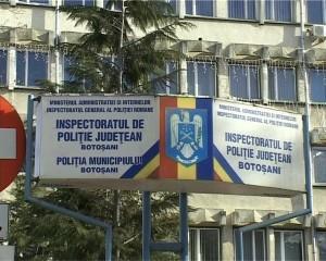 Inspectoratul de politie judetean