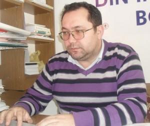 Liviu Axinte, liderul LSI Botosani