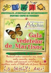 GALA VEDETELOR DE MARTISOR 2012 - Botosani ARLECHIN Romania