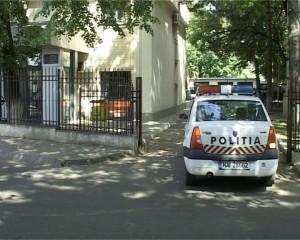 Masina Politiei la DIICOT