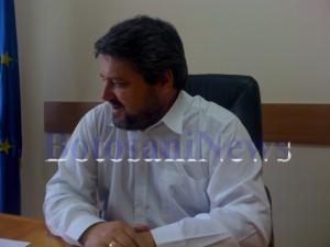 Gheorghe Sorescu, vicepresedintele CJ