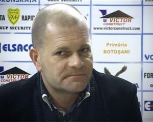 Presedintele FC Botosani, Cornel Sfaiter