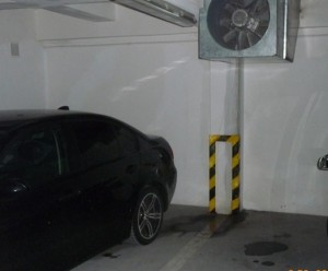 infiltratii parcare subterana
