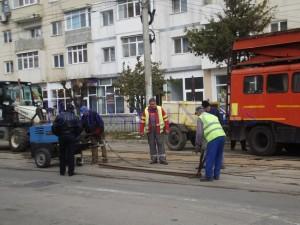 lucrari cale rulare tramvai primaverii