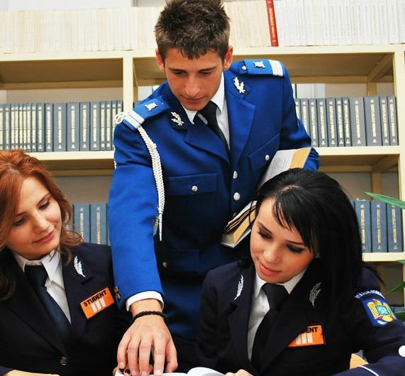 de sexi Academia politie