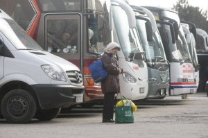 autogara - autobuze