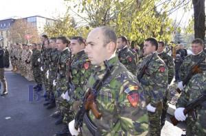 pluton militari de ziua armatei botosani
