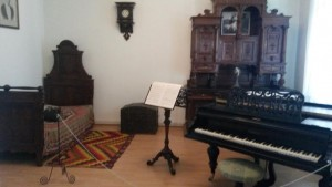 muzeul george enescu- dorohoi
