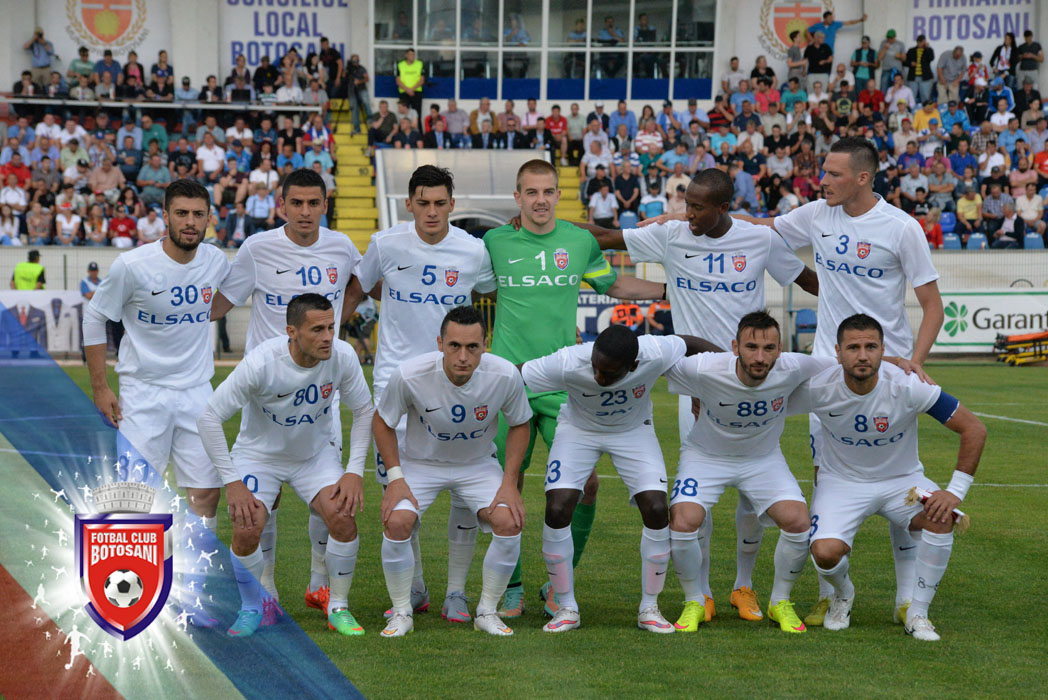 European Football Club Logos  |Fc Botosani
