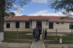 exterior Cămin cultural Rosiori- Botosani