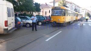 parcare aiurea intersectie blocata tramvaie (1)