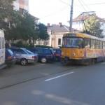 parcare aiurea intersectie blocata tramvaie (5)