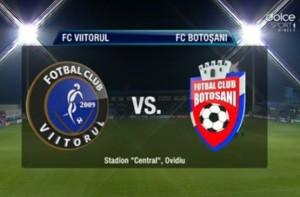 Viitorul Constanta, FC Botosani, stiri, liga 1