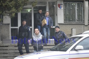 politist ipj botosani saltat de mascati