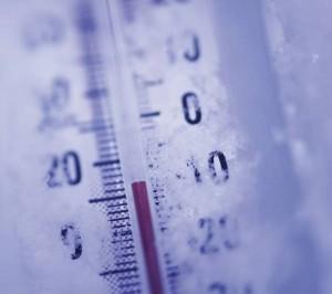 termometru inghet