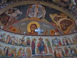 pictura biserica