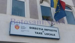 directia de impozite si taxe locale- Botosani