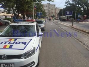 politie accident sucevei