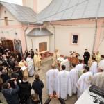sfintire Biserica Nasterea Domnului- Trestiana - Dorohoi- Botosani