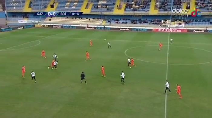FC Botoşani – Gaz Metan 1-0. Medieşenii se încurcă din nou ...  |Gaz Metan-botoşani