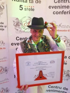 Dan Dobos la Gala Celebritatilor 2017- botosani