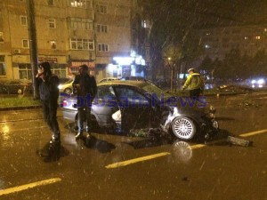 accident calea nationala botosani