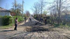 asfaltare strazi Saveni - Botosani