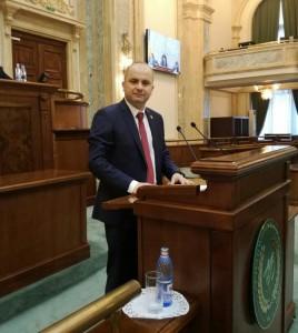 lucian trufin- senator psd botosani