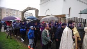 procesiune icoana mc biserica izvorul tamaduirii
