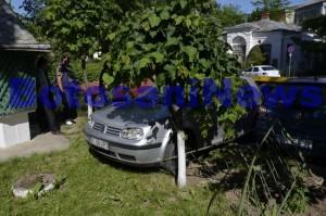 accident octav onicescu - botosani