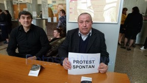 protest spontan finante 1