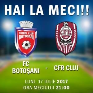 fc botosani- CFR Cluj