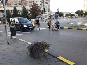 accident pe strada Marchian Botosani