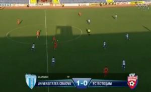 cs universitatea craiova- fc botosani 1- 0