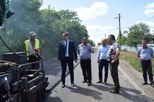 lucrari asfaltare drumuri nationale - SDN Botosani