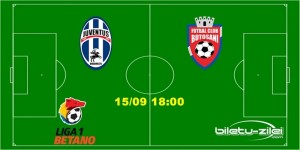 Juventus Bucuresti- FC Botosani