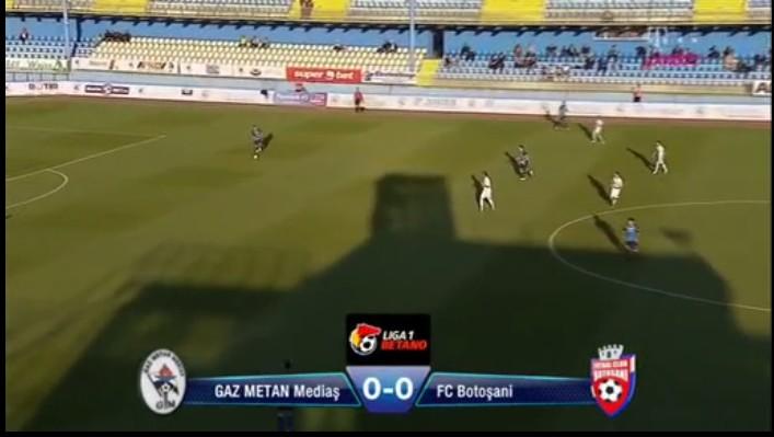 LIVE SCORE: FC Botoşani- Gaz Metan Mediaş 0- 0! Fiecare ...  |Gaz Metan-botoşani