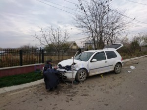 accident taxi curtesti baiceni 2