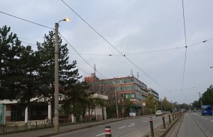iluminat public, stiri, zona industriala, botosani