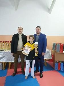 Clubul Sportiv Real Taekwondo Team, Botoșani