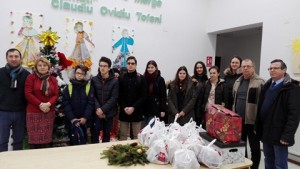 actiune voluntariat elevi eminescu