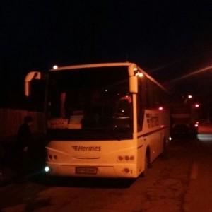 autobuz in pana, stiri, botosani, pompieri
