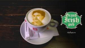 cafea personalizata, stiri, botosani, irish pub botosani