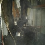 incendiu, strada cismea, stiri, pompieri , botosani