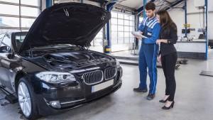 BMW service Botosani